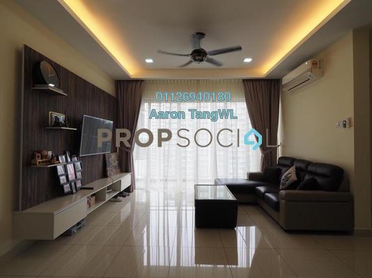 Condominium For Rent in Damansara Foresta, Bandar Sri Damansara Freehold Fully Furnished 3R/3B 2.2k