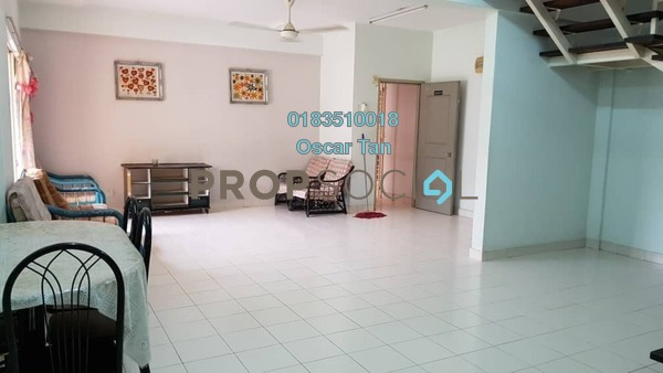 For Sale Apartment at Andari Townvilla, Selayang Heights Freehold Semi Furnished 5R/3B 460k