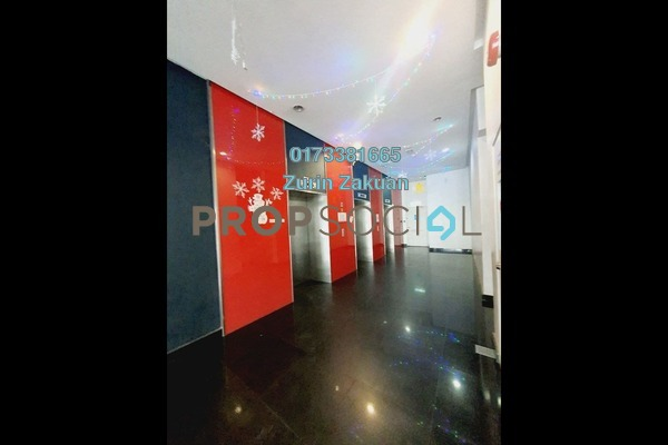For Sale Apartment at Maxim Citilights, Sentul Freehold Unfurnished 3R/2B 350k