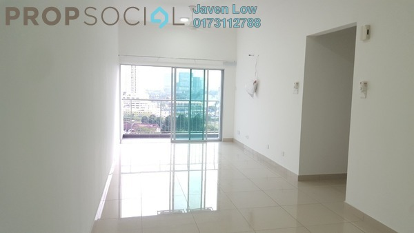 For Rent Condominium at Maxim Citilights, Sentul Freehold Semi Furnished 2R/2B 1.3k