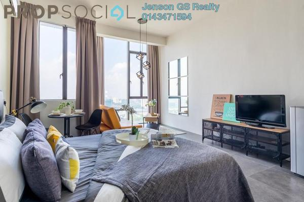 For Sale Serviced Residence at Saujana KLIA, Sepang Freehold Semi Furnished 2R/2B 255k