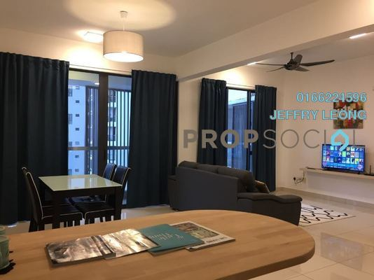 For Rent Condominium at You Vista @ You City, Batu 9 Cheras Freehold Fully Furnished 3R/3B 2.1k