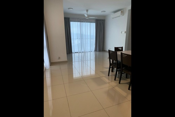 For Rent Condominium at Parkhill Residence, Bukit Jalil Freehold Fully Furnished 3R/2B 2.4k