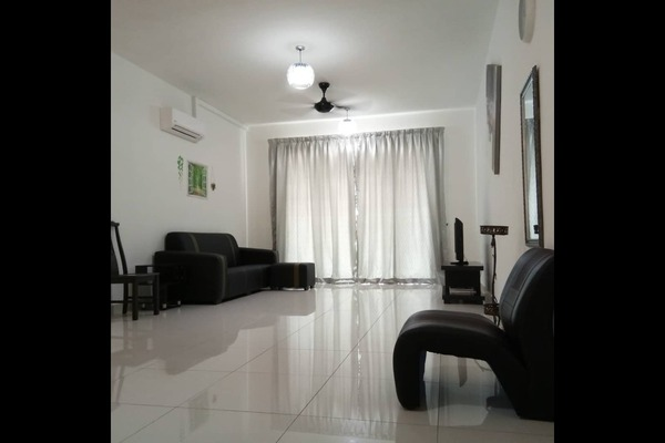 For Rent Condominium at You Residences @ You City, Batu 9 Cheras Freehold Fully Furnished 3R/2B 2.2k