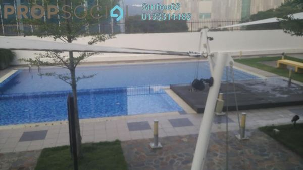 For Rent Condominium at Gaya, Melawati Freehold Unfurnished 1R/1B 1.2k