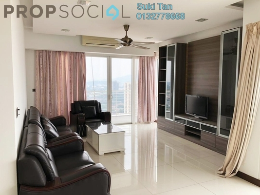 For Sale Condominium at The Northshore Gardens, Desa ParkCity Freehold Semi Furnished 3R/3B 1.8m