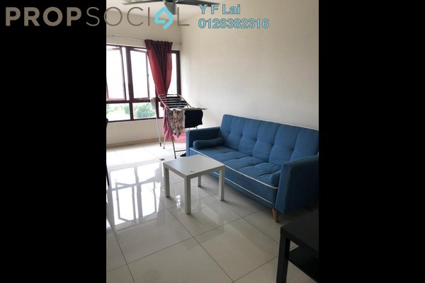 For Rent Condominium at Savanna 2, Bukit Jalil Freehold Fully Furnished 4R/2B 2k