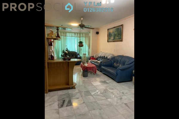For Sale Condominium at Endah Regal, Sri Petaling Freehold Semi Furnished 3R/2B 368k