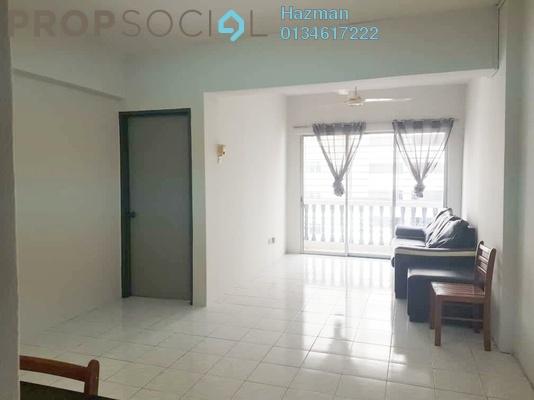 For Rent Apartment at Sri Camellia Apartment, Kajang Freehold Semi Furnished 3R/2B 850translationmissing:en.pricing.unit