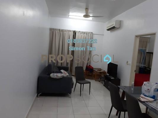 Condominium For Rent in Tropicana City Tropics, Petaling Jaya Freehold Fully Furnished 2R/2B 1.8k
