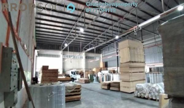 Factory For Rent in Taman Industri Jaya, Skudai Freehold Semi Furnished 0R/0B 4.8k
