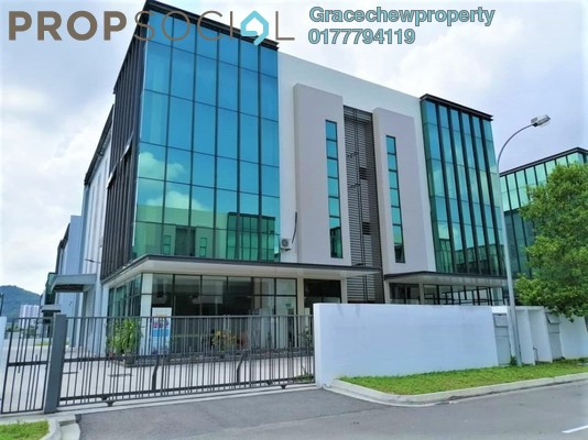 Factory For Rent in IBP @ SiLC Nusajaya, Iskandar Puteri (Nusajaya) Freehold Unfurnished 0R/0B 7k