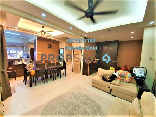 For Sale Semi-Detached at Taman Kosas, Ampang Leasehold Semi Furnished 5R/4B 1.39m