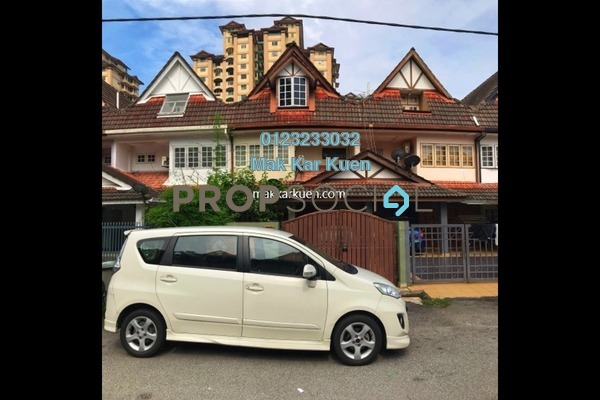 For Sale Terrace at Taman Bukit Mulia, Bukit Antarabangsa Leasehold Unfurnished 4R/3B 474k