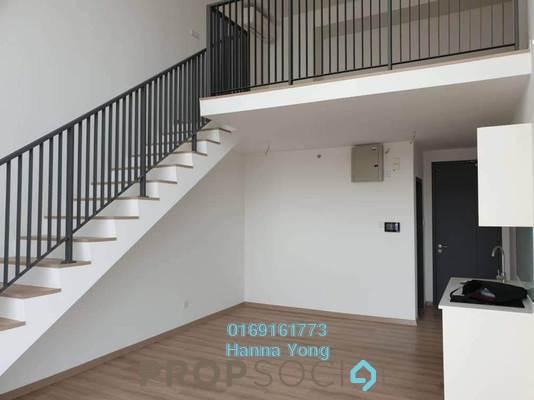 For Rent Duplex at Emporis, Kota Damansara Freehold Semi Furnished 1R/2B 2.3k