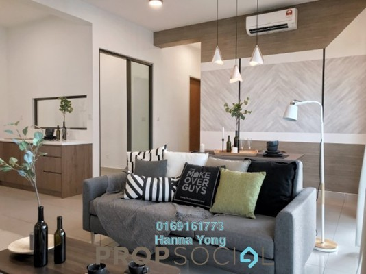 For Rent Serviced Residence at CitiZen, Old Klang Road Freehold Fully Furnished 3R/2B 2.6k