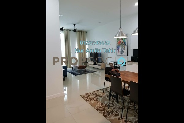 Condominium For Rent in Isle of Kamares @ Setia Eco Glades, Cyberjaya Freehold Fully Furnished 3R/3B 3.3k