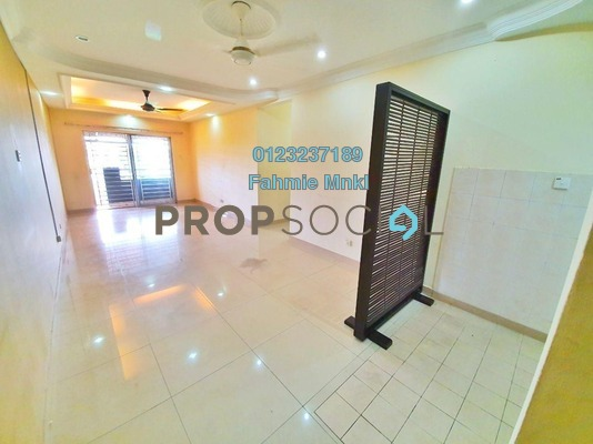 For Sale Condominium at Kinrara Mas, Bukit Jalil Freehold Semi Furnished 3R/2B 430k