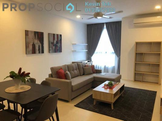 For Rent SoHo/Studio at Arcoris, Mont Kiara Freehold Fully Furnished 1R/1B 2.7k