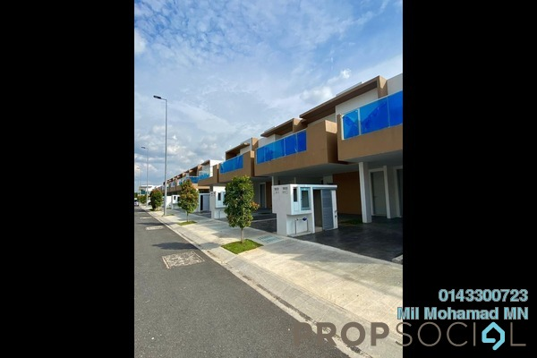 For Sale Townhouse at Cybersouth, Dengkil Freehold Unfurnished 3R/2B 550k