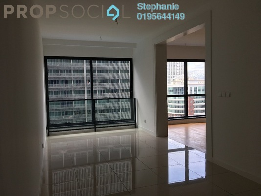 For Sale Condominium at Aria, KLCC Freehold Semi Furnished 1R/1B 12.7m