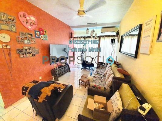 For Sale Condominium at Puri Aiyu, Shah Alam Freehold Semi Furnished 3R/2B 410k