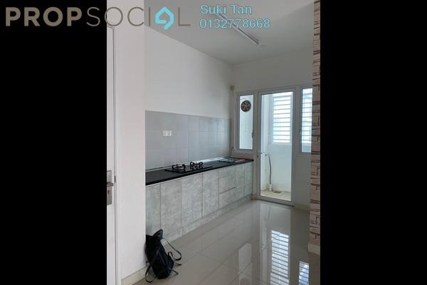 Condominium For Sale in Scenaria, Segambut Freehold Semi Furnished 3R/2B 580k