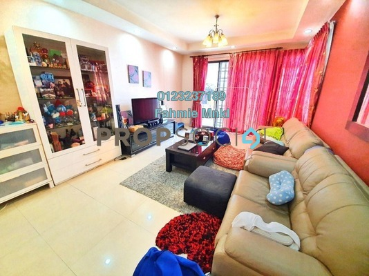 Condominium For Sale in Sri Putramas II, Dutamas Freehold Semi Furnished 3R/2B 490k