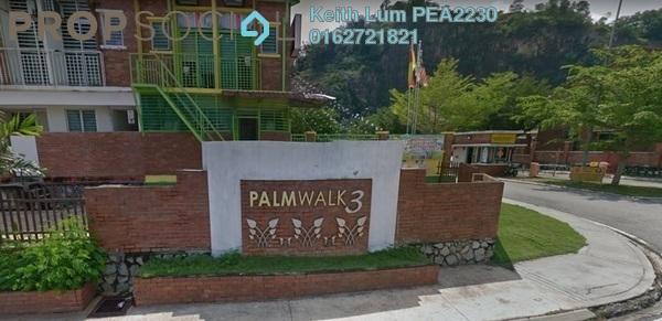 Terrace For Sale in Palm Walk, Bandar Sungai Long Freehold Unfurnished 4R/4B 650k