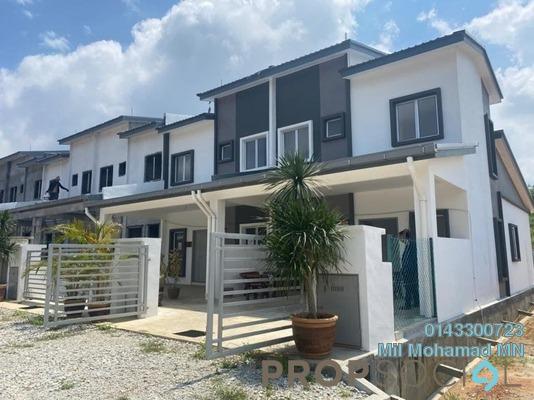 For Sale Terrace at Kota Warisan, Sepang Freehold Unfurnished 4R/3B 391k