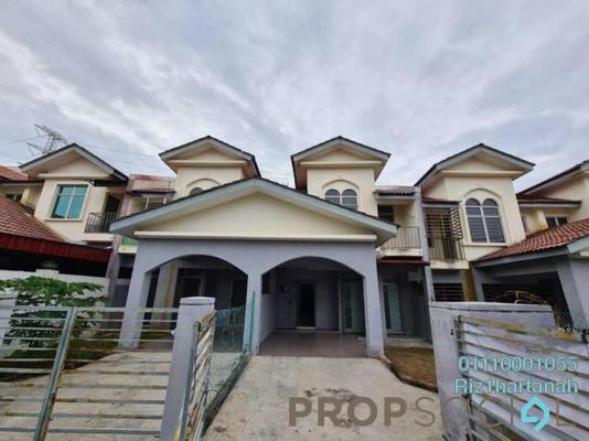 For Sale Terrace at Taman Salak Perdana, Sepang Freehold Unfurnished 4R/3B 395k