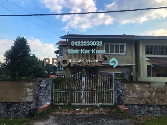 Semi-Detached For Sale in Section 3, Petaling Jaya Freehold Unfurnished 5R/4B 1.98m