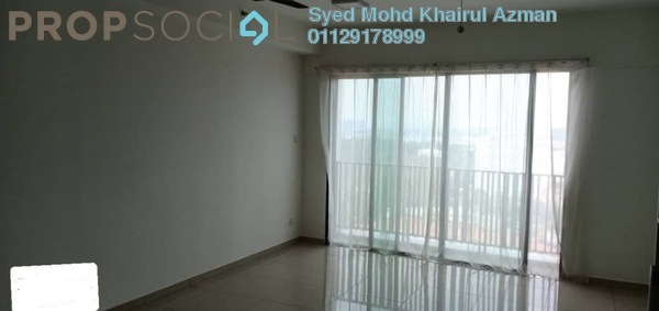 For Sale Serviced Residence at i-City, Shah Alam Freehold Unfurnished 1R/1B 325k