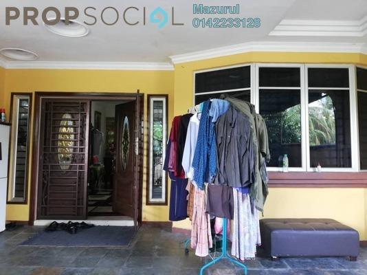 Terrace For Sale in Taman Sri Tebrau, Johor Bahru Freehold Semi Furnished 4R/3B 460k