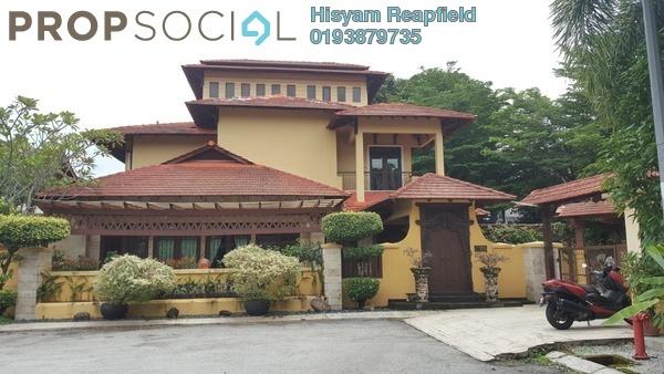 Bungalow For Sale in Taman Ukay Prima, Kemensah Freehold Semi Furnished 6R/6B 3.7m