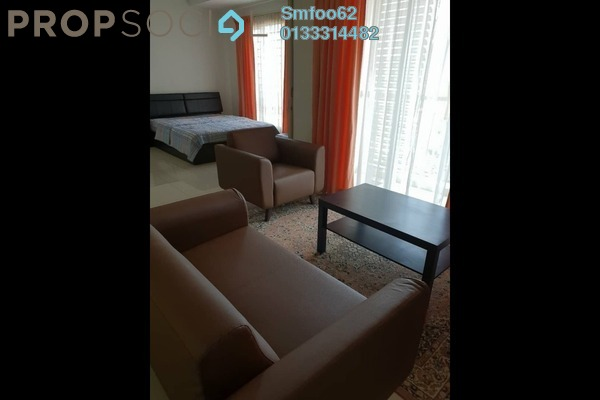 For Rent Condominium at Gaya, Melawati Freehold Fully Furnished 1R/1B 1.65k