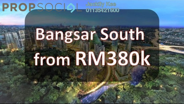 For Sale Serviced Residence at Cubic Botanical, Kuala Lumpur Freehold Semi Furnished 2R/2B 438k