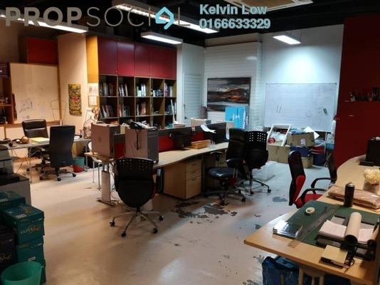 For Sale Office at Perdana Emerald, Damansara Perdana Freehold Semi Furnished 0R/0B 340k