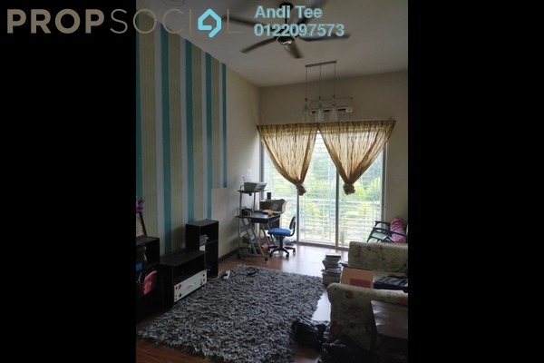 For Rent Semi-Detached at Saujana Impian, Kajang Freehold Semi Furnished 4R/5B 2.7k