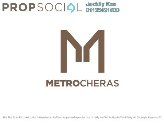 For Sale Serviced Residence at Metro Cheras, Batu 9 Cheras Freehold Unfurnished 2R/2B 0translationmissing:en.pricing.unit