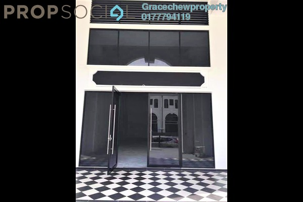 For Rent Shop at Eco Palladium, Johor Bahru Freehold Unfurnished 0R/0B 3.6k