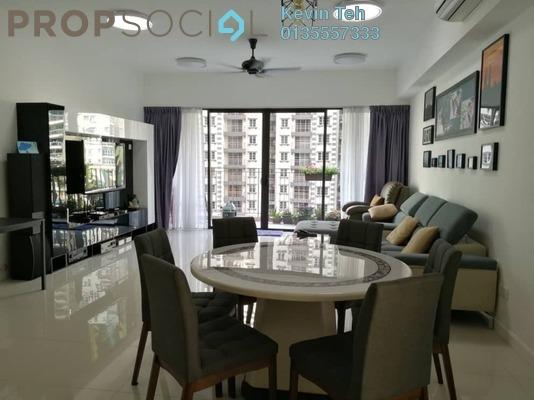 For Rent Condominium at Residensi 22, Mont Kiara Freehold Fully Furnished 3R/4B 8.2k