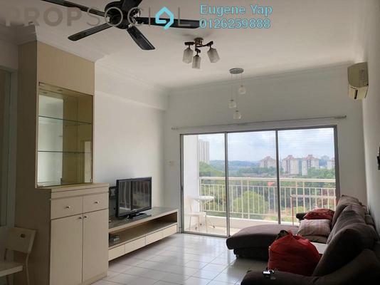 For Rent Condominium at Plaza Menjalara, Bandar Menjalara Freehold Fully Furnished 3R/2B 1.8k