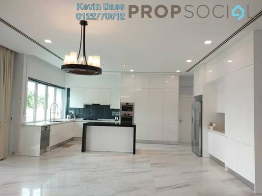 Bungalow For Rent in Bangsar Baru, Bangsar Freehold Semi Furnished 7R/5B 40k
