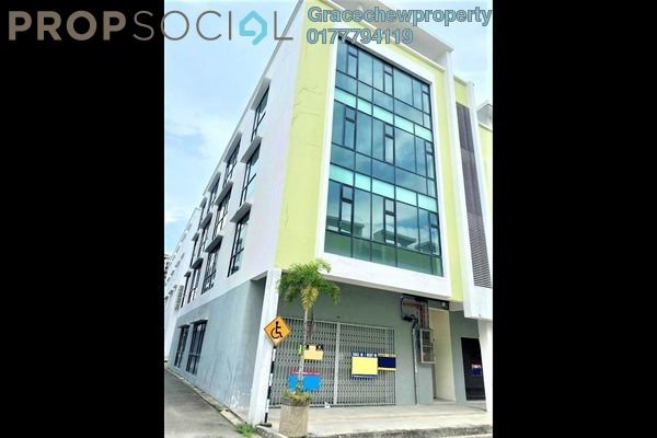 For Rent Shop at SiLC, Iskandar Puteri (Nusajaya) Freehold Unfurnished 0R/0B 1.9k