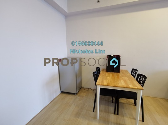 For Rent Serviced Residence at Aurora Place, Bukit Jalil Freehold Fully Furnished 1R/1B 1.2k