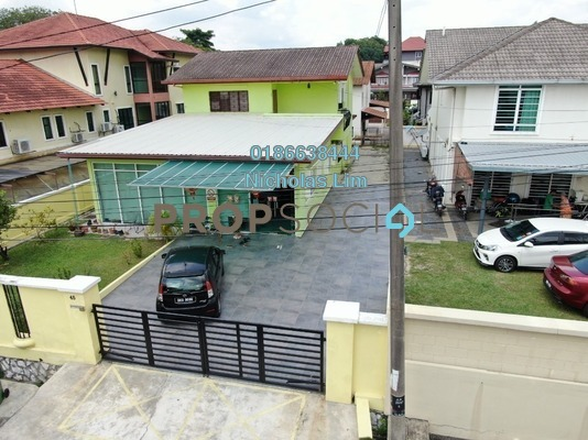 For Sale Land at SS2, Petaling Jaya Freehold Unfurnished 1R/1B 4.8m