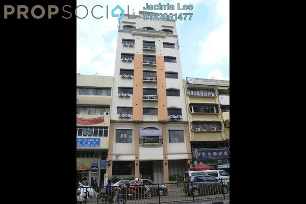 For Sale Serviced Residence at Jalan Pudu, Pudu Freehold Semi Furnished 60R/60B 8.05m