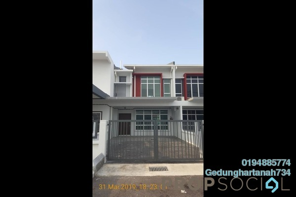 Terrace For Sale in Maplé, HillPark Freehold Unfurnished 4R/3B 640k
