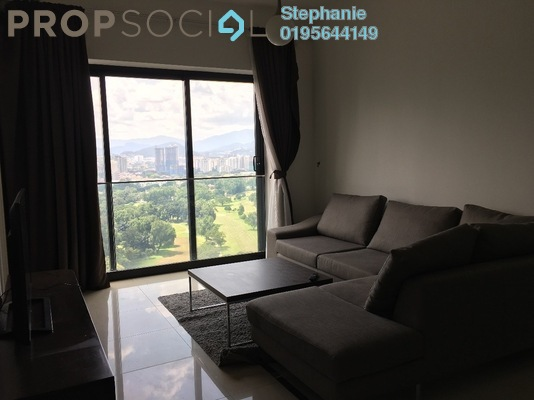 For Rent Condominium at The Horizon Residences, KLCC Freehold Fully Furnished 2R/2B 3.5k
